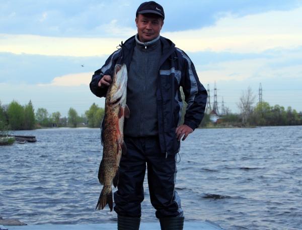 рыбалка в ивангороде форум